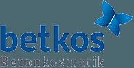 betkos | Betonkosmetik Logo