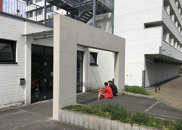 Betonkosmetik Eingang Nachher • betkos