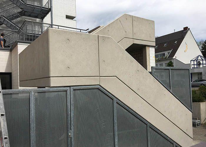 Betonkosmetik Treppe Nachher • betkos