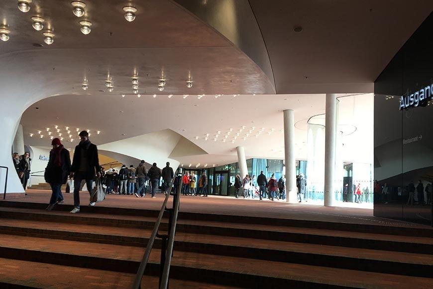 Elbphilharmonie Hamburg • betkos   Betonkosmetik