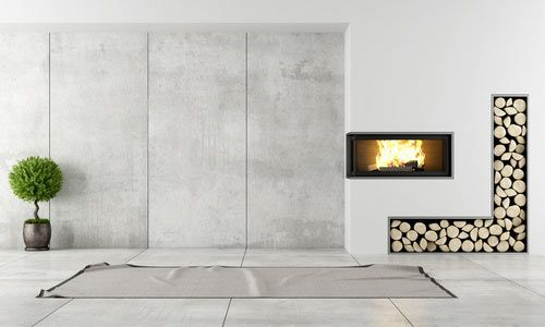 Moderne Architektur Sichtbeton • betkos | betonkosmetik