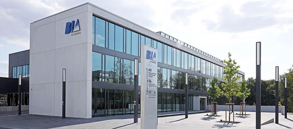 Neubau der BIA, Solingen • betkos | Betonkosmetik