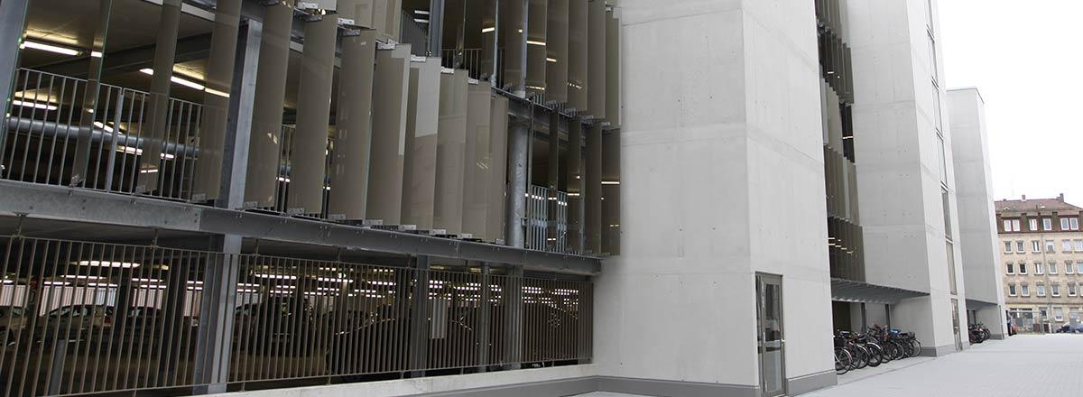 Datev IT-Campus • betkos   Betonkosmetik