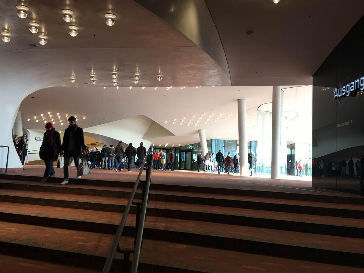 Elbphilharmonie Hamburg • betkos | Betonkosmetik